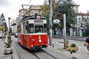 Viajes a Estambul: Tranvia kadıkoy moda